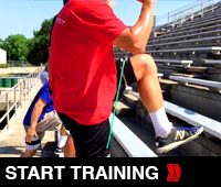 Bleacher Workouts For Speed