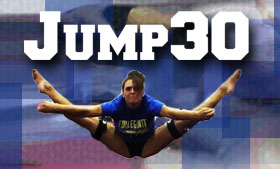 Cheer Pack Includes Jump30 Digital Download