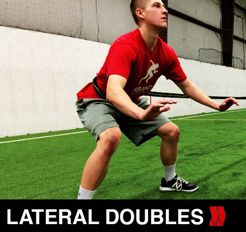 Lateral Doubles