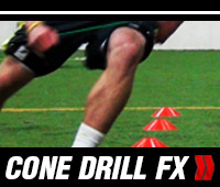 Cone Drill FX Video Trainer