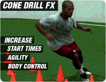 Receive Cone Drill FX FREE