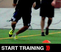 Defensive Soccer Conditioning Drills