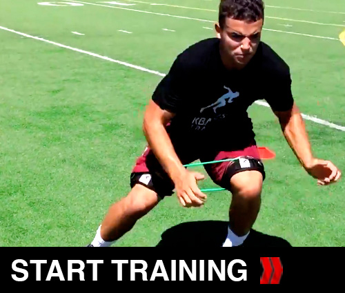 Increase Foot Speed With Short Acceleration Drills