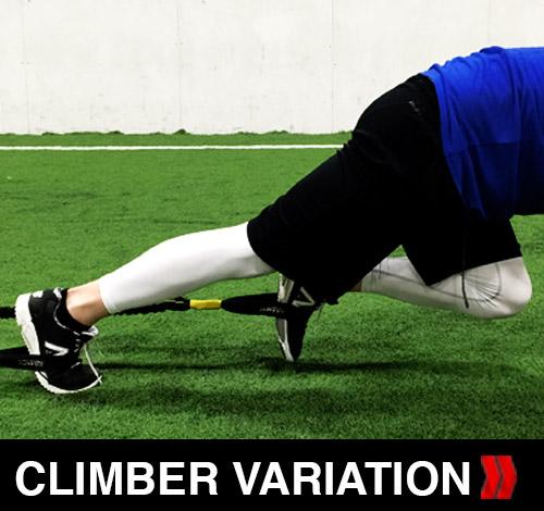 Climber Varitions