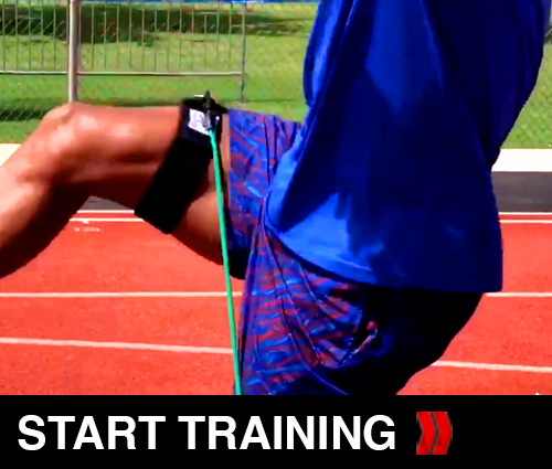 Hurdle Training Drills