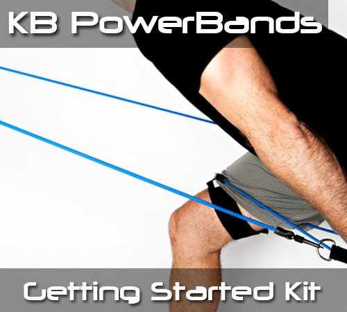 KB PowerBands Getting Started Kit