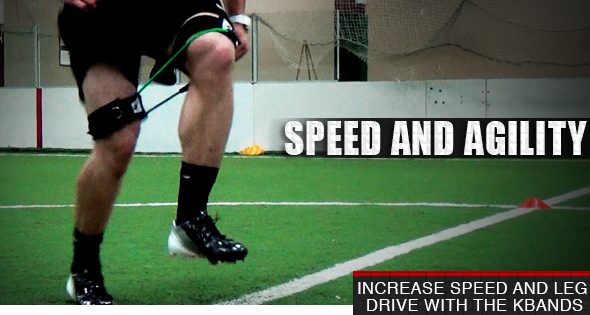Kbands Advanced Progressive Speed Workout