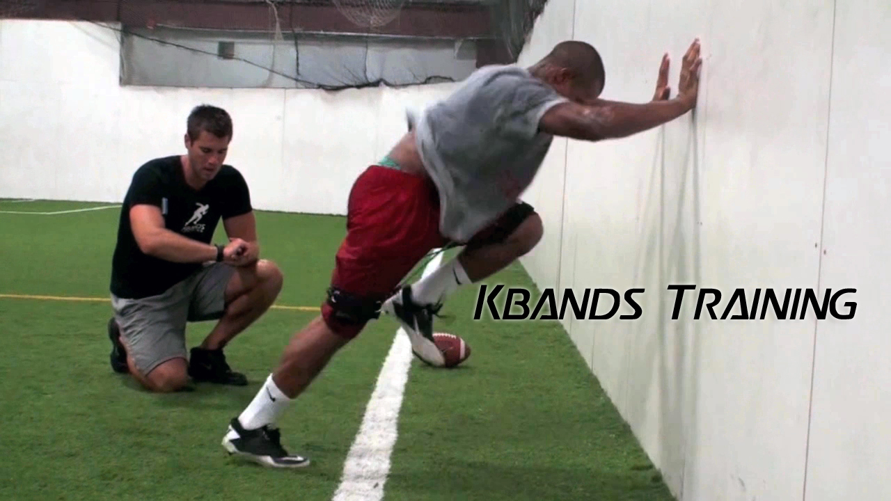 Kbands Increase Speed, Strength and Explosiveness