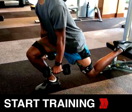 Leg Workouts With Dumbells