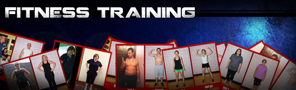 Start Training Fitness Transformation