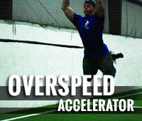 Overspeed Accelerator Broad Jumps