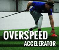 Overspeed Accelerator Linear Acceleration