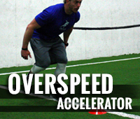 Overspeed Accelerator W Drill