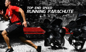 Running Parachute Workout