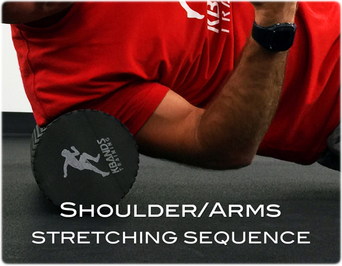 Shoulder and Arms Stretching Sequence