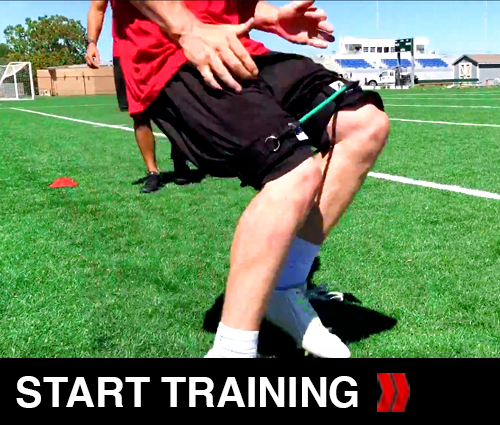 Simple Team Speed Training