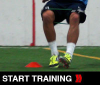 Soccer Circuit For Conditioning