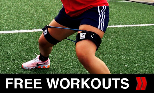 Click For FREE Softball Workouts