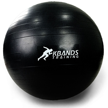 Stability Ball Textured Surface