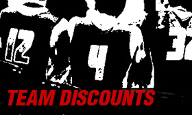 We Offer Group/Team Discounts