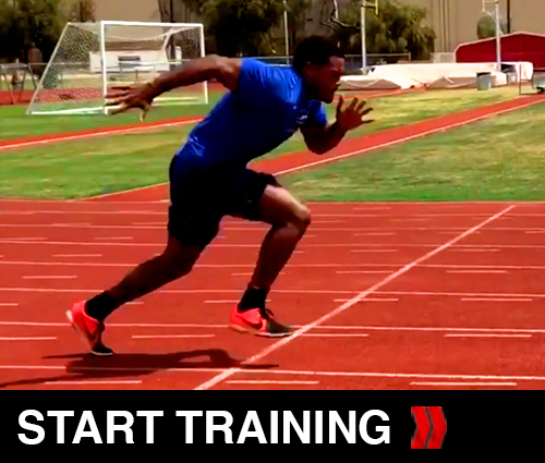 Track Workout Plyometric Sprints
