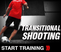 Soccer Transitional Shooting