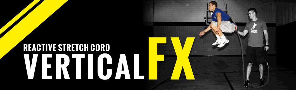 Reactive Stretch Cord Vertical FX