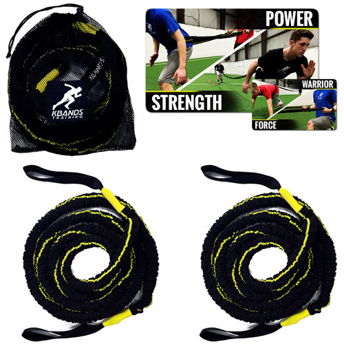Increase Speed With The Kbands Elite Speed Training Kit