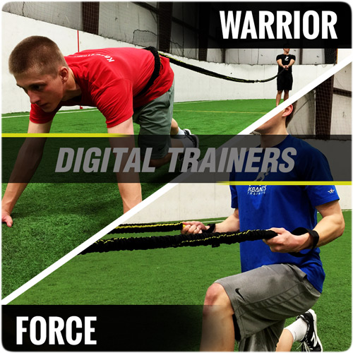 Victory Ropes Warrior and Force