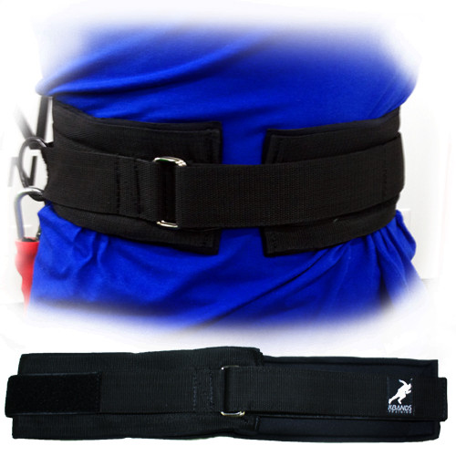 Adjustable Belt For The Reactive Stretch Cord and Speed Chute