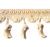 Flamenco 70mm Tassel Fringe, Colour 6 French Cream [SOLD OUT]