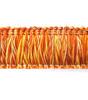 Aria 40mm Cut Ruche, Colour 23 Ginger