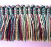 Aria 40mm Cut Ruche, Colour 4 Mistletoe [SOLD OUT]
