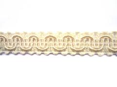 Mandarin 12mm Gimp, Colour 1 Ivory