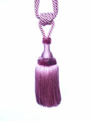 Fez Tieback Tassel, Colour Pink [4 TASSEL LOT BUY]