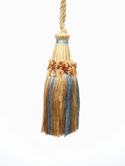 Aria Key Tassel, Colour 1 Marble [SOLD OUT]