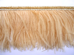 Fringe Feathers 110mm Colour Sand [ONLY 12 METRES LEFT]