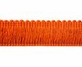 Madeline 32mm Cut Ruche, Colour 4 Burnt Orange [ONLY 6 METRES LEFT]