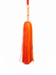 Carnival Tieback Tassel, Colour 1 Orange [ONLY 2 LEFT]