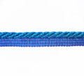Candy 7mm Flange Cord, Colour 4 Aquas [ONLY 10 METRES LEFT]
