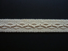 Provence 35mm Braid, Colour 1 Creams