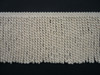 Burma 150mm Cotton Bullion Fringe, Colour Natural [SOLD OUT]