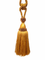 Mexico Tieback Tassel, Colour Golds [ONLY 1 LEFT]