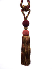 Jemima Tieback Tassel Colour Port [ONLY 1 LEFT]