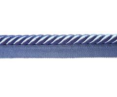 Jacaranda 9mm Flange Cord colour Jacaranda 10 METRE LOT BUY