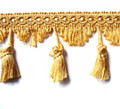 Flamenco 70mm Tassel Fringe Colour Straw [9 METRE LOT BUY]