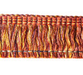 Aria 40mm Cur Ruche Colour Fire [10 METRE LOT BUY]