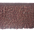 Kingsford 150mm Bullion Fringe Colour Red? Black. Alabaster [5 METRE LOT BUY]