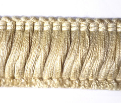 Oxford 37mm Cotton Cut Ruche 5 METRE LOT BUY