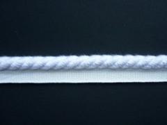 Ottawa pmm Cotton Flange Cord, Colour 1: White
